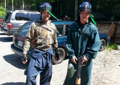 Team-Paintball-Event